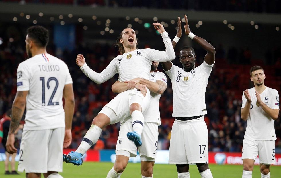 Antoine Griezmann could star for Barcelona international