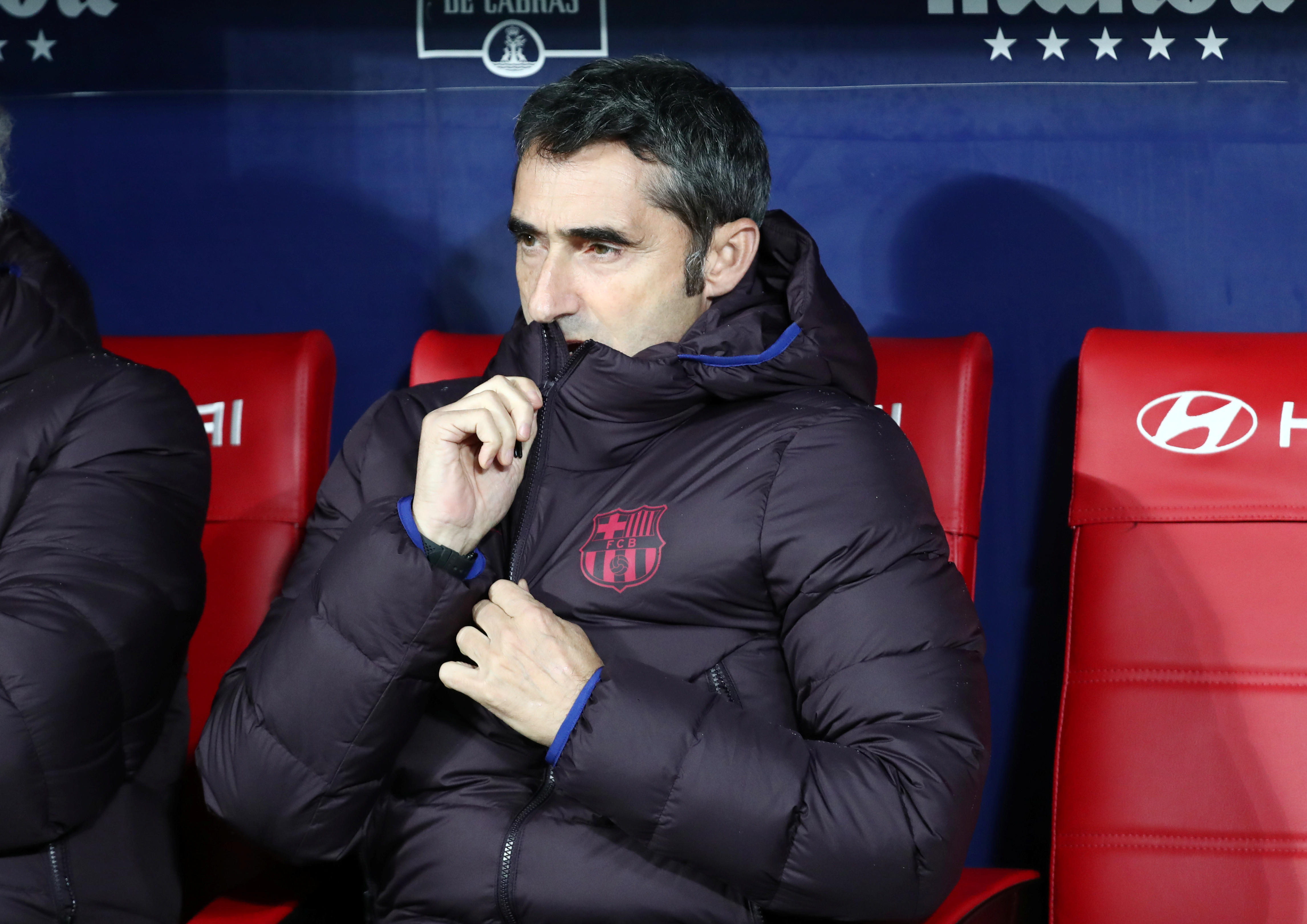 3 worst Barcelona managers valverde