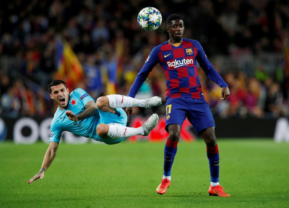 5 Barcelona Players Leaving dembele
