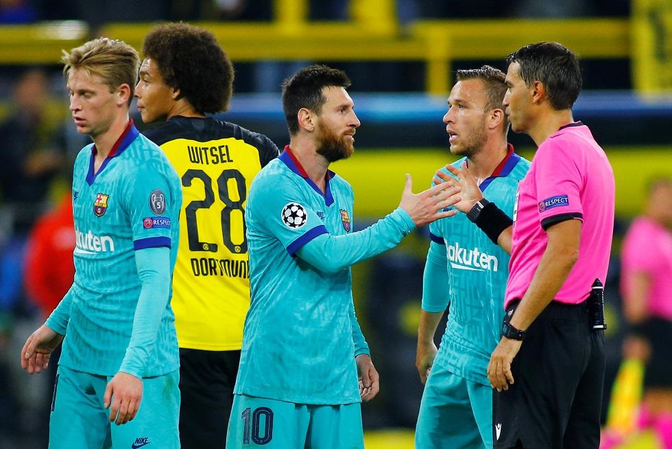 Barcelona vs Dortmund Live Stream, Betting, TV, Preview & News
