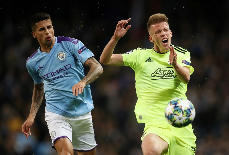 Barcelona confident they can sign back Dani Olmo