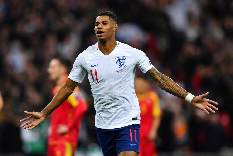 Barcelona eye summer move for Manchester United star Marcus Rashford