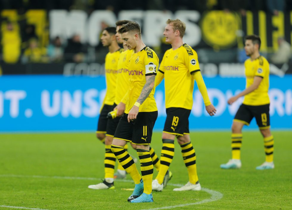 Dortmund warned to bring A-game versus Barcelona