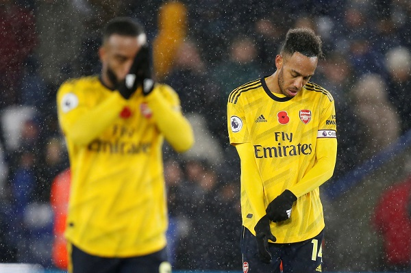 Pierre-Emerick Aubameyang Stalling Extension In Hopes Of Barcelona Transfer