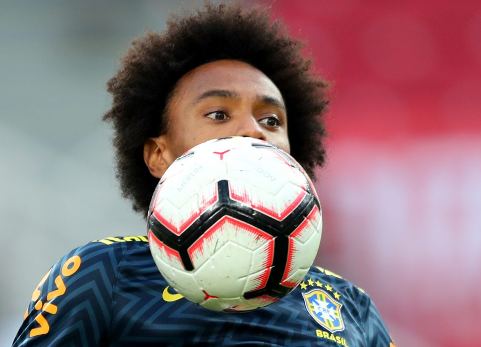 Will Willian join Barcelona?