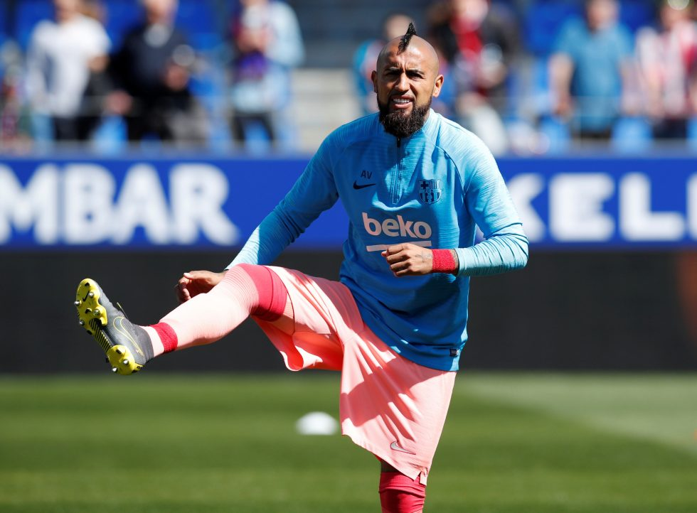 Arturo Vidal talks with Inter Milan reach stalling phase