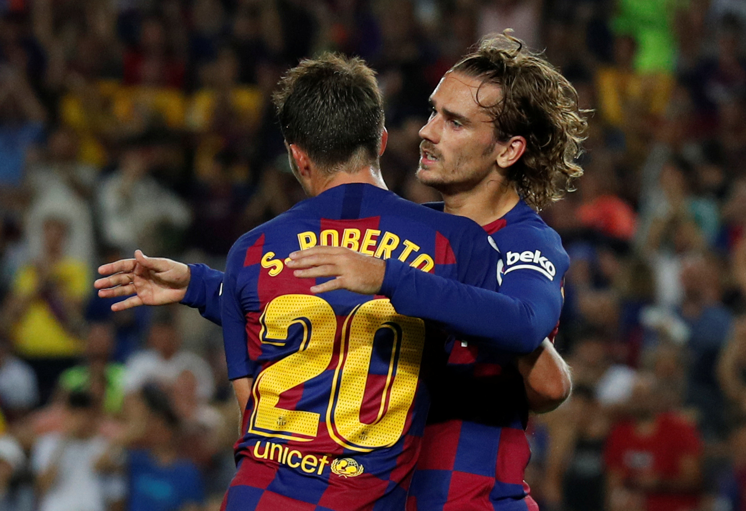 Barcelona Football Players Shirt Numbers