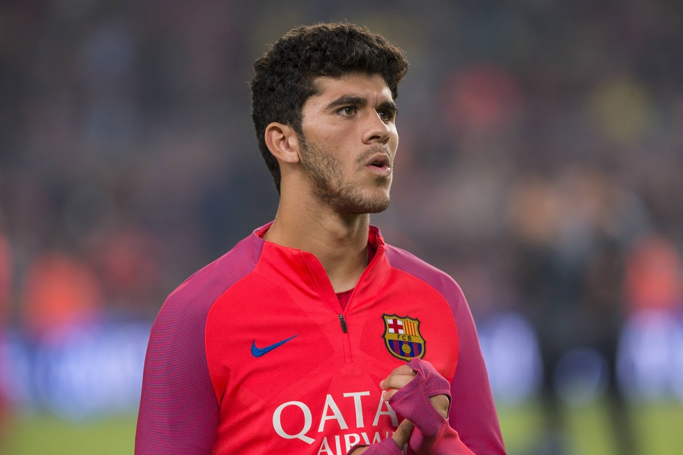 Barcelona Midfielder Reveals Possibility Of Leaving In January