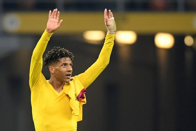 Barcelona in advanced talks with AC Milan over Jean-Clair Todibo deal