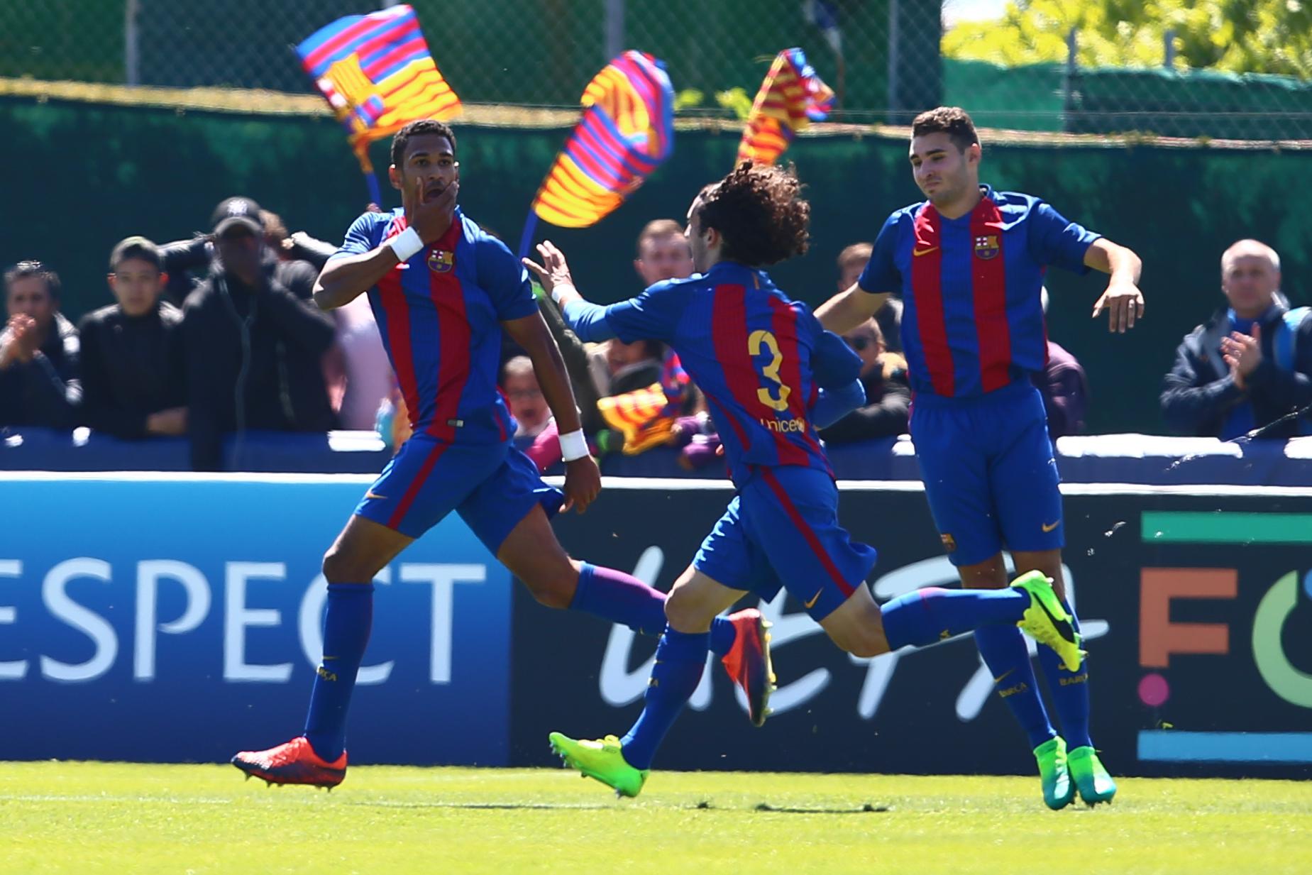 FC Barcelona Team Under-18s 2019/2020