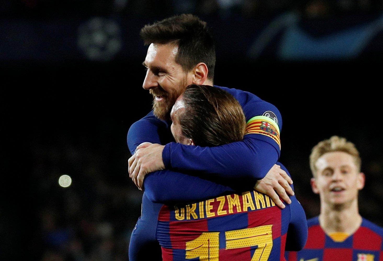 FC Barcelona Top Scorer this Season 19-20