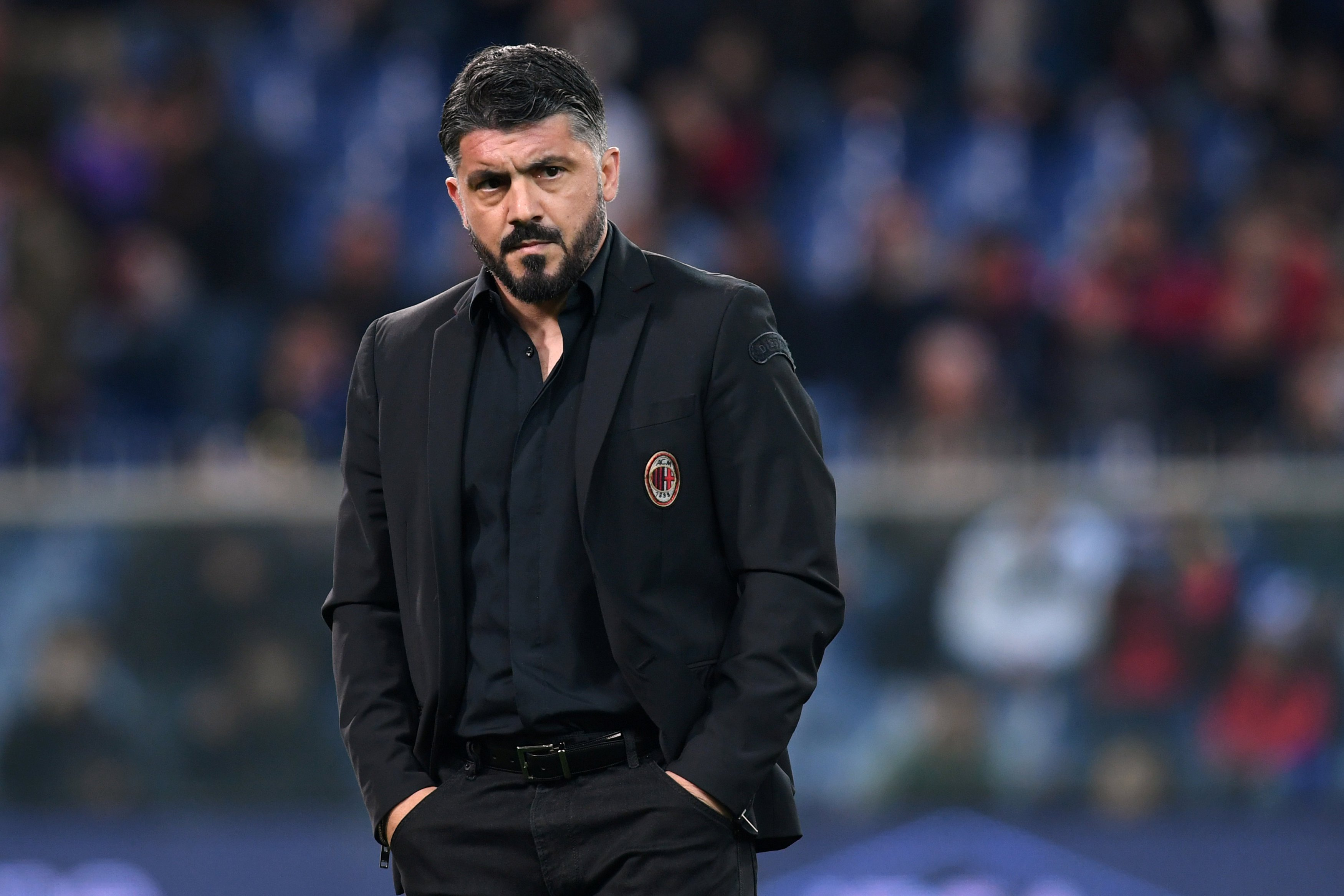 Gattuso warns Barcelona about having no fear to face them