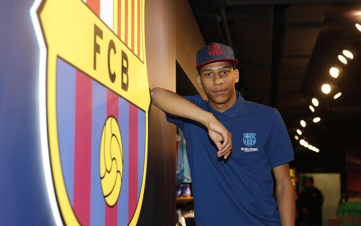 Jean-Clair Todibo set to quit Barcelona in favour of AC Milan move