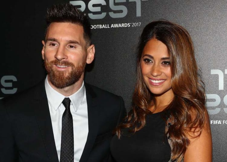 Lionel Messi pictures wife