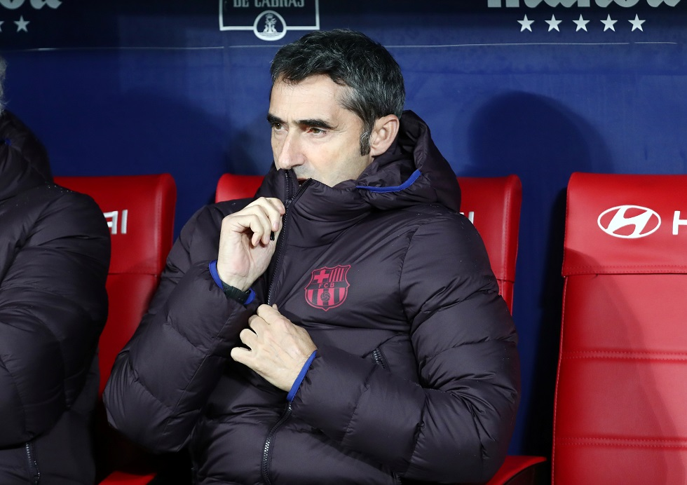 No One Else Is Dominating Away From Home - Ernesto Valverde's Excuse For 2-2 Draw