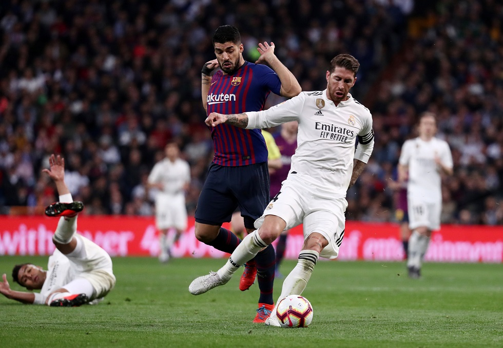 Sergio Ramos Claims Real Madrid Had Two Penalty Decisions Ruled Out