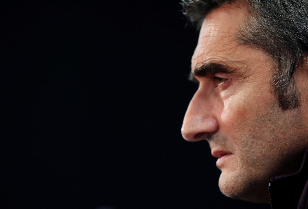 Valverde backs Griezmann to face Atletico heat