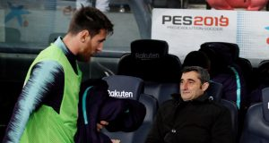 Valverde might have an unhealthy dependency on Lionel Messi