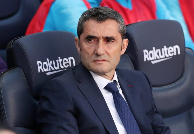 Valverde's honest assessment of Barcelona's new boys