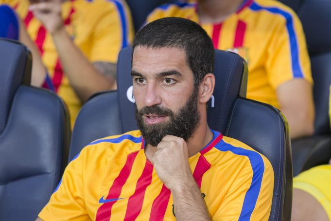 Arda Turan unlikely to return to Barcelona after Basaksehir exit