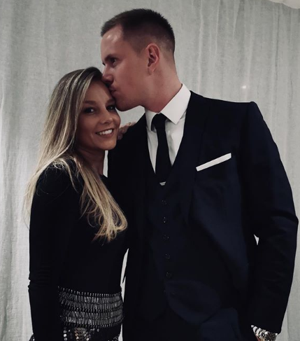 Ter Stegen wife girlfriend
