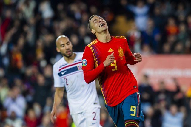 Barcelona Pull Out Of Move For Rodrigo Moreno