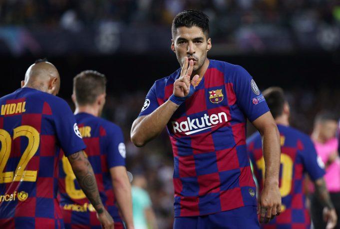 Barcelona confirm forward Luis Suarez to have knee surgery