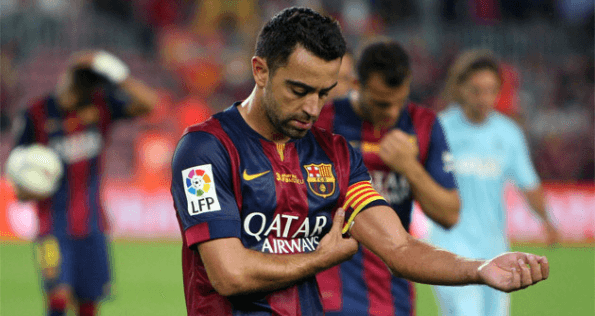 Barcelona moving for Xavi?