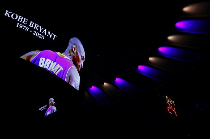 Barcelona pays tribute to Kobe Bryant
