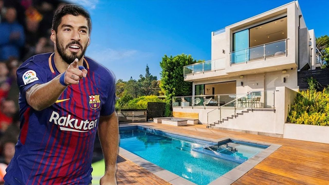 Barcelona players and their Houses