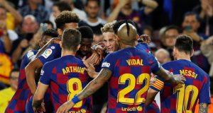 Barcelona players have surprised new boss Quique Setien!