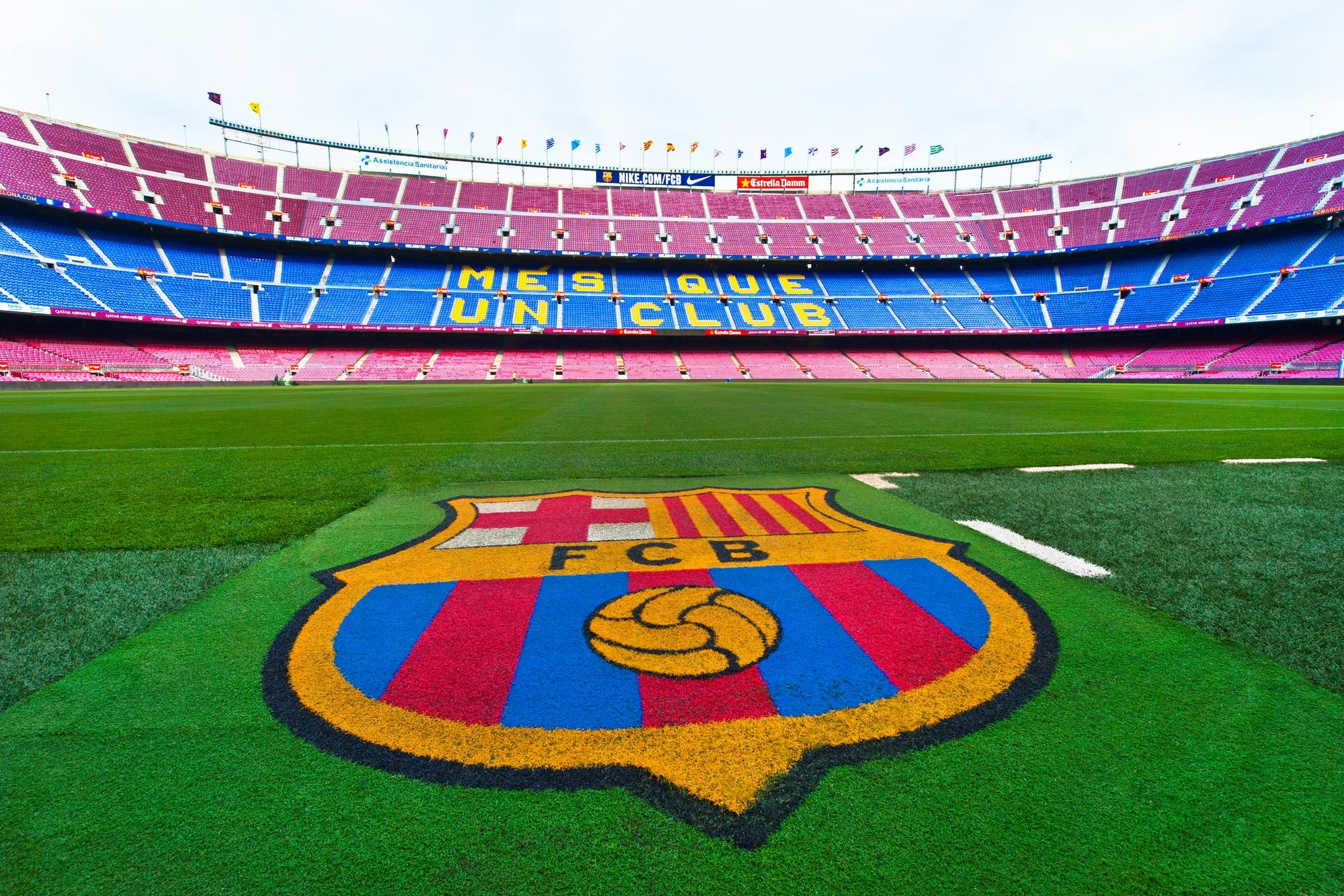 Barcelona stadium 2021: Camp Nou Barca Home Arena Name & Capacity!