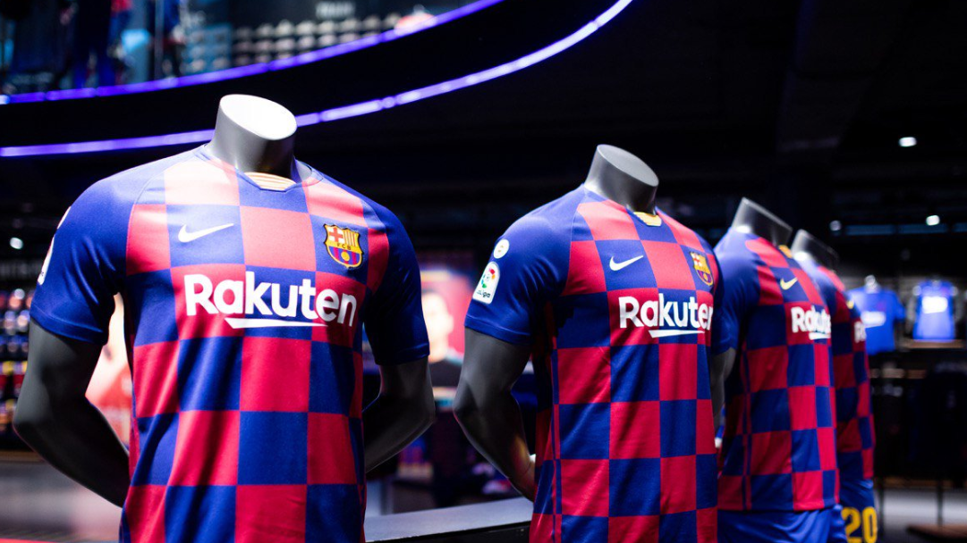 Download Fc Barcelona Third Kit 2019