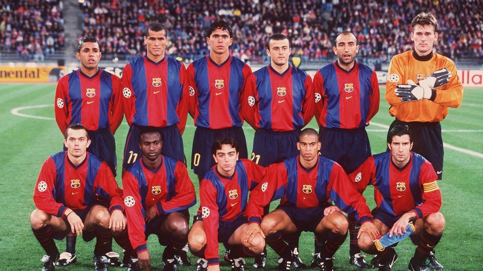 FC Barcelona kits 2019-20