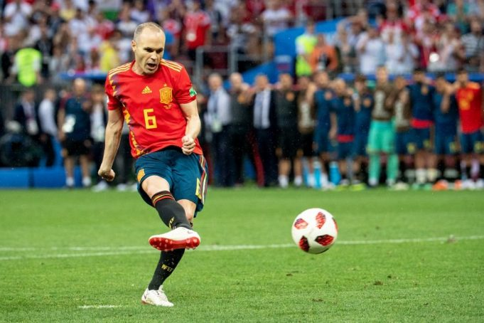 Iniesta reveals that he wants a future at Barcelona as manager