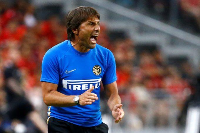 Inter Milan boss Antonio Conte coy on Arturo Vidal rumors