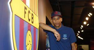 Jean-Clair Todibo Leaves Barcelona On Loan To Schalke