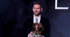 Lionel Messi scored 500 goals in his last 500 matches