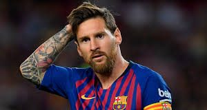 Messi regrets his errors for Supercopa defeat