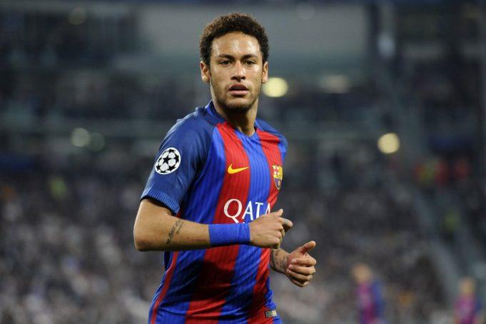 Neymar launches