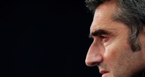 Valverde sends a goodbye message to his supporters