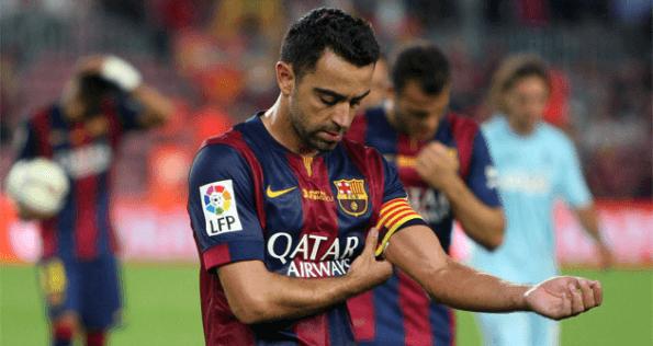 Xavi confirms Barcelona approach