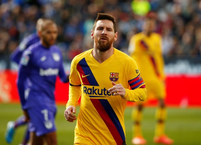Argentine Coach Reveals Lionel Messi Is Happy At Barcelona