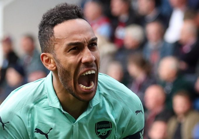 Barcelona Admit Interest In Pierre-Emerick Aubameyang