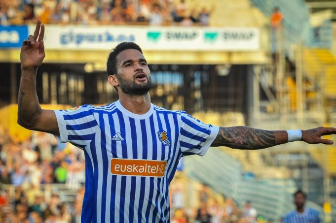 Barcelona La Liga Willian Jose