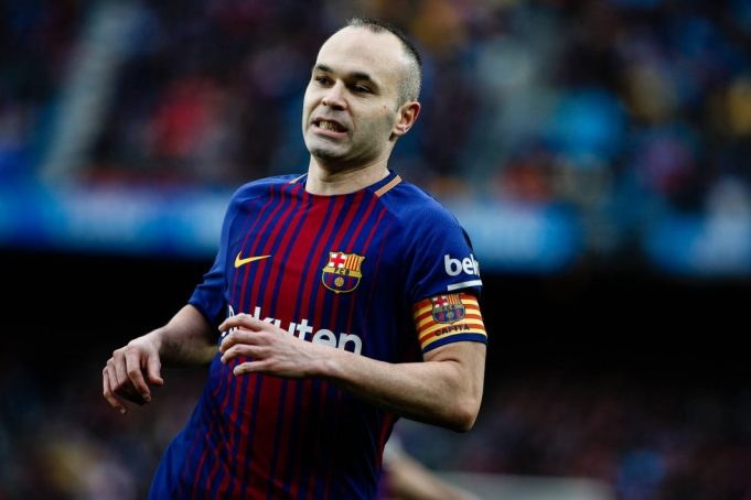 Barcelona asked legend Andres Iniesta to return as player