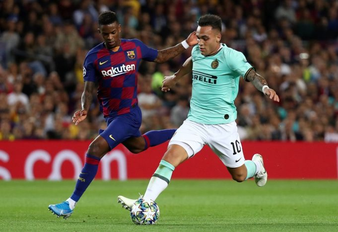 Barcelona bid for Inter Milan striker Lautaro Martinez