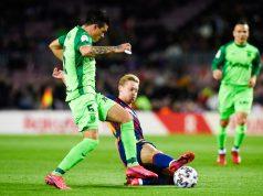 Barcelona's Messi and Arthur goals against Leganes