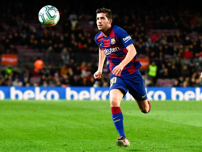 Barcelona's Sergio Roberto turns 28 today!
