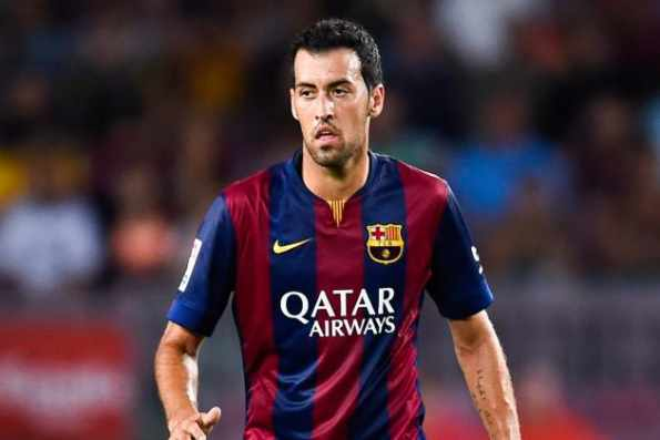 Busquets has completely lost the plot